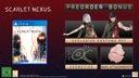 Scarlet Nexus PS4 Wersja gry pudełkowa
