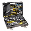 Zestaw narzędzi, 56 szt. TOPEX 38D224