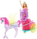 Barbie Dreamtopia Rydwan i pegaz księżniczka GJK53 Płeć Dziewczynki