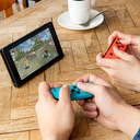 Konsola Nintendo Switch 32 GB czerwono-niebieska Gry w zestawie nie