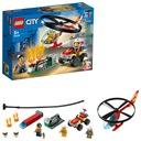 Lego City Helikopter strażacki na ratunek 60248 Płeć Chłopcy Dziewczynki