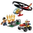 Lego City Helikopter strażacki na ratunek 60248 Bohater brak