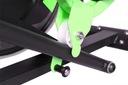 Orbitrek mechaniczny Hertz Scalator E1 Maksymalna waga użytkownika 120 kg