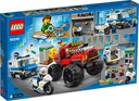 Lego City Napad z monster truckiem 60245 Bohater brak