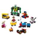 Lego Classic Klocki na kołach 11014 11014 Płeć Chłopcy