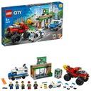 Lego City Napad z monster truckiem 60245 Wiek dziecka 5 lat +