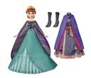 Hasbro Frozen II Anna Magiczna przemiana E9419 Marka Hasbro