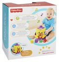 Fisher-Price Garnuszek na klocuszek K0428 Marka Fisher Price