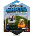 Minecraft Atakujący Steve i kurczak GKT42 Marka Mattel
