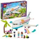 Lego Friends Samolot z Heartlake City 41429 Płeć Chłopcy Dziewczynki