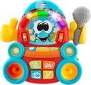 Zabawka interaktywna Chicco Songy Karaoke śpiewak Rodzaj mikrofon