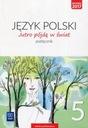 Jutro pójdę w świat Język polski 5 Podręcznik
