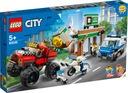 Lego City Napad z monster truckiem 60245