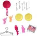 Barbie Przytulny domek dla lalek FXG54 Waga produktu z opakowaniem jednostkowym 1.625 kg