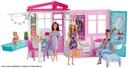 Barbie Przytulny domek dla lalek FXG54 Wiek dziecka 3 lata +