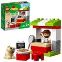Lego Duplo Town Stoisko z pizzą 10927 EAN 5702016618167