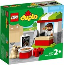Lego Duplo Town Stoisko z pizzą 10927