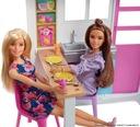 Barbie Przytulny domek dla lalek FXG54 Materiał Plastik