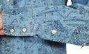 LEE koszula damska JEANS longsleeve BLUE _ XS r34 Marka Lee