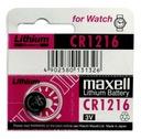 Bateria CR1216 Maxell 3V Wyprzedaż!