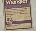 WRANGLER spodenki JEANS white DEE SHORT W28 Długość nogawki zewnętrzna 24 cm