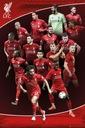 Liverpool FC 18/19 - плакат 61x91,5 см доставка товаров из Польши и Allegro на русском