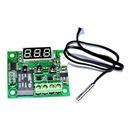 Cyfrowy termostat W1209 regulowany 12V -50C +110C