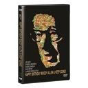 DVD - W. Allen - Happy Birthday Woody Allen i Keep