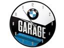 BMW Motorrad Wanduhr originelles Geschenk