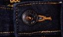LEE spódniczka blue jeans PENCIL SKIRT_ W27 Fason ołówkowa