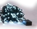 RUDAPOL Lampki choinkowe zewnętrzne LED-144 białe Zastosowanie na zewnątrz