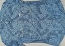 LEE koszula damska JEANS longsleeve BLUE _ XS r34 Rozmiar 34 (XS)