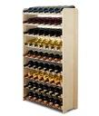 Regał na wino stojak półka RW-3-63 PREZENT