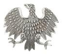 Przypinka z orłem Polskich Sił Zbrojnych w ZSRR