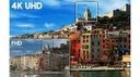 Telewizor SAMSUNG LED UE55RU7102 UHD 4K HDR SMART Rozdzielczość ekranu (px) 3840 x 2160