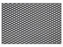 MESH-Aluminium 5 mm x 9 mm 40 x 100! SCHWARZ!