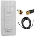 Antena LTE DUAL 2x 15dBi MF28D, B593, DWR-921/923