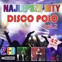 NAJLEPSZE HITY DISCO POLO vol.2 2CD