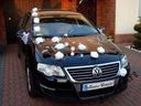 Dekoracja samochodu na samochód XXXL PROMOCJA ślub