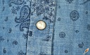 LEE koszula damska JEANS longsleeve BLUE _ S r36 Płeć Produkt damski