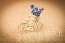 Tekturka - Велосипед 3D - Sweet Lavender