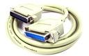 Przedłużacz LPT DB25 25pin kabel męsko - żeński 3M