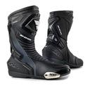 SHIMA RSX-6 BLACK czarne Buty motocyklowe +GRATISY