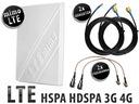 Antena MIMO LTE 2x 14dBi MODEM HUAWEI E3372 10m FV EAN 5904094281626