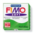 масса termoutwardzalna FIMO SOFT 57g зеленый