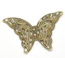 [11209] Motylek delikatny wyginany duży 3szt
