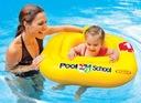 Dmuchany fotelik do nauki pływania