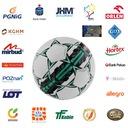 PIŁKA NOŻNA SELECT CONTRA 5 FIFA Łączenie szyta maszynowo