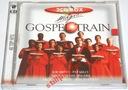 VARIOUS - GOSPEL TRAIN - MAGIC FACTORY - 2CD