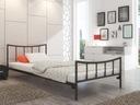 Łóżka metalowe Lak System 90x200 wzór 12 + stelaż